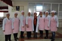 DAVUT GÜL - Sivas'ta Cem Vakfı'nda Aşçılık Kursu Açıldı