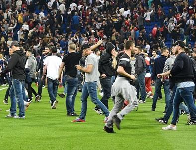 Skandal ceza için UEFA'ya teşekkür ettiler!