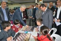 SATRANÇ FEDERASYONU - Söke'de Egemenlik Haftası Satranç Turnuvası
