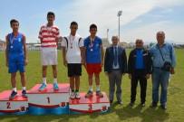 SARıKEMER - Söke'de Okullar Arası Atletizm Heyecanı Yaşandı