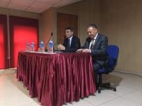 KAYMAKAMLIK - Tatvan'da Okul Müdürleri Toplantısı