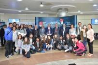 MİLLİ GÜREŞÇİ - Üniversiteler Fair Play Kervanı SAÜ'deydi