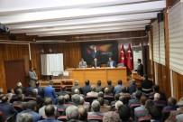KALKINMA BAKANLIĞI - Vali Yavuz, KHGB Olağan Genel Kurul Toplantısına Katıldı