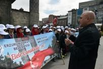 AYASOFYA - Yakutiye Ve Tutak'tan 100 Öğrenci Çanakkale Gezisine Gitti