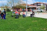 Yeşil Çağala Engelliler Spor Kulübünden Büyük Başarı