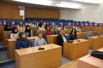 HALKLA İLIŞKILER - Zübeyde Hanım Okulundan Halkla İlişkiler