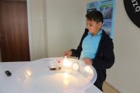 NECMETTİN ERBAKAN - 11 Yaşındaki Öğrenciden Yenilenebilir Enerji İle Çalışan Gemi