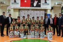 ŞEHITKAMIL BELEDIYESI - 23 Nisan Basketbol Şampiyonluk Kupası Gaziantep Kolej Vakfı'nın Oldu