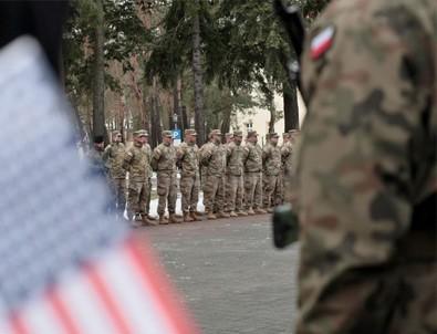 ABD'den Polonya'ya NATO desteği