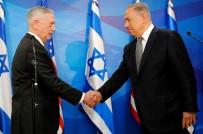 SAVUNMA BAKANI - ABD Savunma Bakanı Mattis İsrail'de