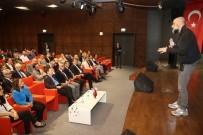 AGÜ'de 'Eğitim İçin Hayal Et' Konulu Konferans