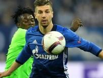 SCHALKE - Ajax Schalke 04'e kaybetti,turu kazandı