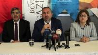 BASIN MENSUPLARI - Ak Parti Genel Sekreteri Abdulhamit Gül Açıklaması 'Asla Çözüm Süreci Gibi Bir Süreç Olmayacaktır''