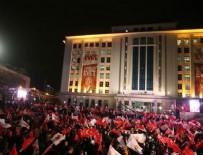 HABERTÜRK - AK Parti toplantılarında 3 ilçeye alkışlı tebrik