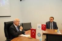 Alman Türk İşverenler Derneği'nden KTO'ya Ziyaret