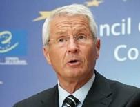 THORBJORN JAGLAND - Avrupa Konseyi'nden CHP'nin umutlarını bitiren açıklama