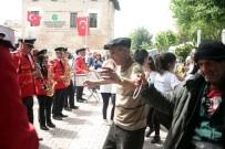 Bandoyla Göbek Atıp El Sanatları Festivali Açtılar