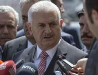 DANıŞTAY - Başbakan Yıldırım'dan CHP'ye Danıştay tepkisi!