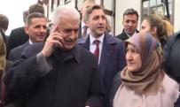 HACI BAYRAM - Başbakan vatandaşın ricasını kırmadı