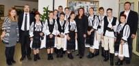 Başkan Çerçioğlu'na 23 Nisan Ziyaretleri