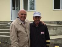 KURULUŞ YILDÖNÜMÜ - Başkan Eşkinat Kırsal Mahallelerde Ziyaretlerde Bulundu