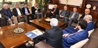 TÜRKIYE FUTBOL FEDERASYONU - Başkan Kocaoğlu'na '3 Milyonluk Yardım' Teşekkürü