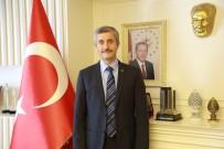 MEHMET TAHMAZOĞLU - Başkan Tahmazoğlu'nun 23 Nisan Kutlaması
