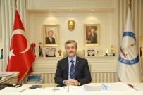 MEHMET TAHMAZOĞLU - Başkan Tahmazoğlu'nun Miraç Kandili Kutlaması