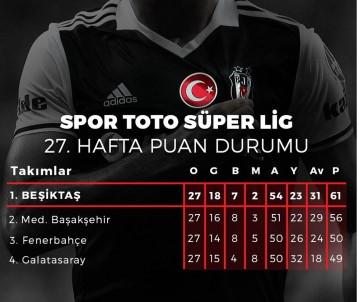 Beşiktaş'tan Galatasaray'ın göndermesine cevap