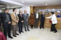 YÜCEL ÇELİKBİLEK - Beykoz Belediyesi'nden Miraç Gecesi Programı
