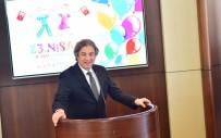 AHMET MISBAH DEMIRCAN - Beyoğlu Çocuk Meclisi 23 Nisan İçin Özel Toplandı