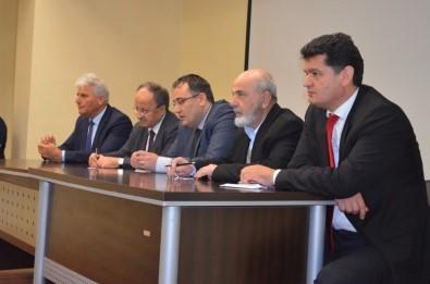 Bilim Komitesi Ve DSİ Heyeti, Hasankeyf'in Sorunlarını Dinledi