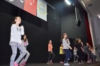 Bozüyük'te Dansın Her Dalı Öğretiliyor