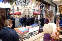 MUSTAFA DÜNDAR - Bursa'da Çarşılar Dualarla Açılıyor