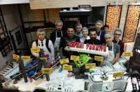 YUMURTA - Bursalı Börekçiden 'Yeni Türkiye' Pastası
