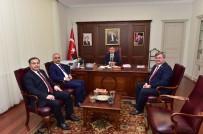 Çaturoğlu, Bakan Yılmaz'dan İki Okul Talep Etti