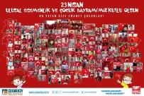 ÇEKMEKÖY BELEDİYESİ - Çekmeköy'de Anlamlı 23 Nisan