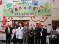 ERKILET - Çocuk Hastanesi Çocukların Bayramını Unutmadı