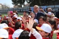 TÜRKIYE BÜYÜK MILLET MECLISI - Denizli'den 23 Nisan Çocuk Bayramı Mesajları