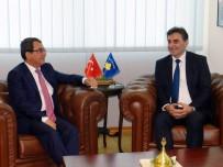 YAĞCıLAR - Dışişleri Bakan Yardımcısı Ahmet Yıldız, Kosova'da