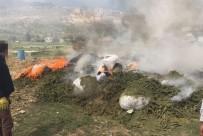 CUMHURİYET SAVCISI - Diyarbakır'da Ele Geçirilen 30 Ton Uyuşturucu İmha Edildi