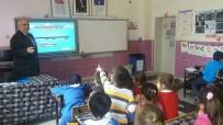 EMNIYET KEMERI - Dumlupınar Ve Altıntaş'ta  900 Öğrenciye Trafik Eğitimi