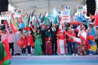 DOĞU TÜRKISTAN - Dünya Yetimleri Sultangazi'den Dünyaya Barış Mesajları Verdi