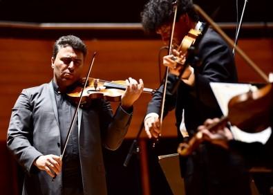 Dünyaca ünlü virtüözden 11.5 milyon euroluk kemanla konser
