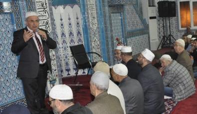 Edremit Alsancak Camii'nde Dünya Hafızlarından Kuran-I Kerim Ziyafeti