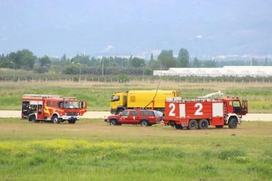 Edremit'te helikopter kazası!