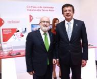 EKONOMİ BAKANI - Ekonomi Bakanı Nihat Zeybekci, Vodafone Standını Ziyaret Etti