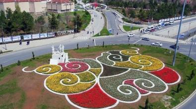 Elazığ Çiçeklerle Renklendi