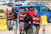 Elazığ'da Terör Operasyonunda 5 Kişi Adliyeye Sevk Edildi