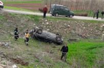 Elazığ'da Trafik Kazası Açıklaması 4 Yaralı